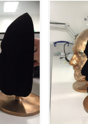 Vantablack Maskte